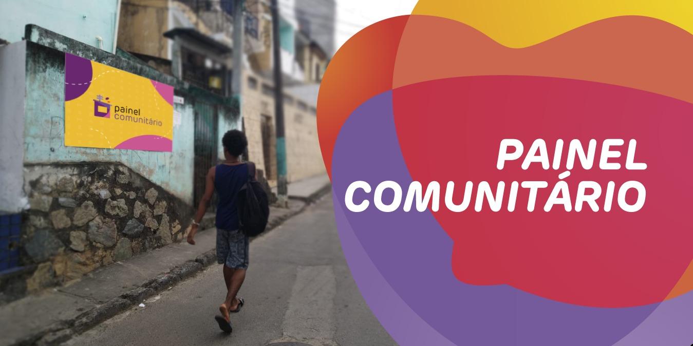 PAINEL COMUNITÁRIO